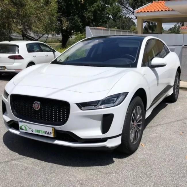 Jaguar I‑PACE