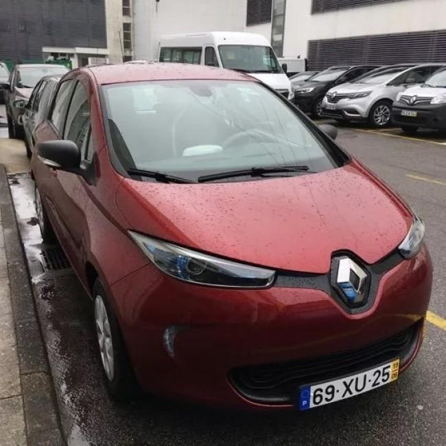 Renault Zoe Life 40 Q90