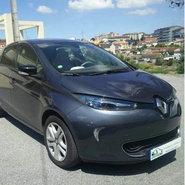 Renault Zoe Z.E. 40 (Baterias Próprias)